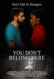 You Don't Belong Here Poster