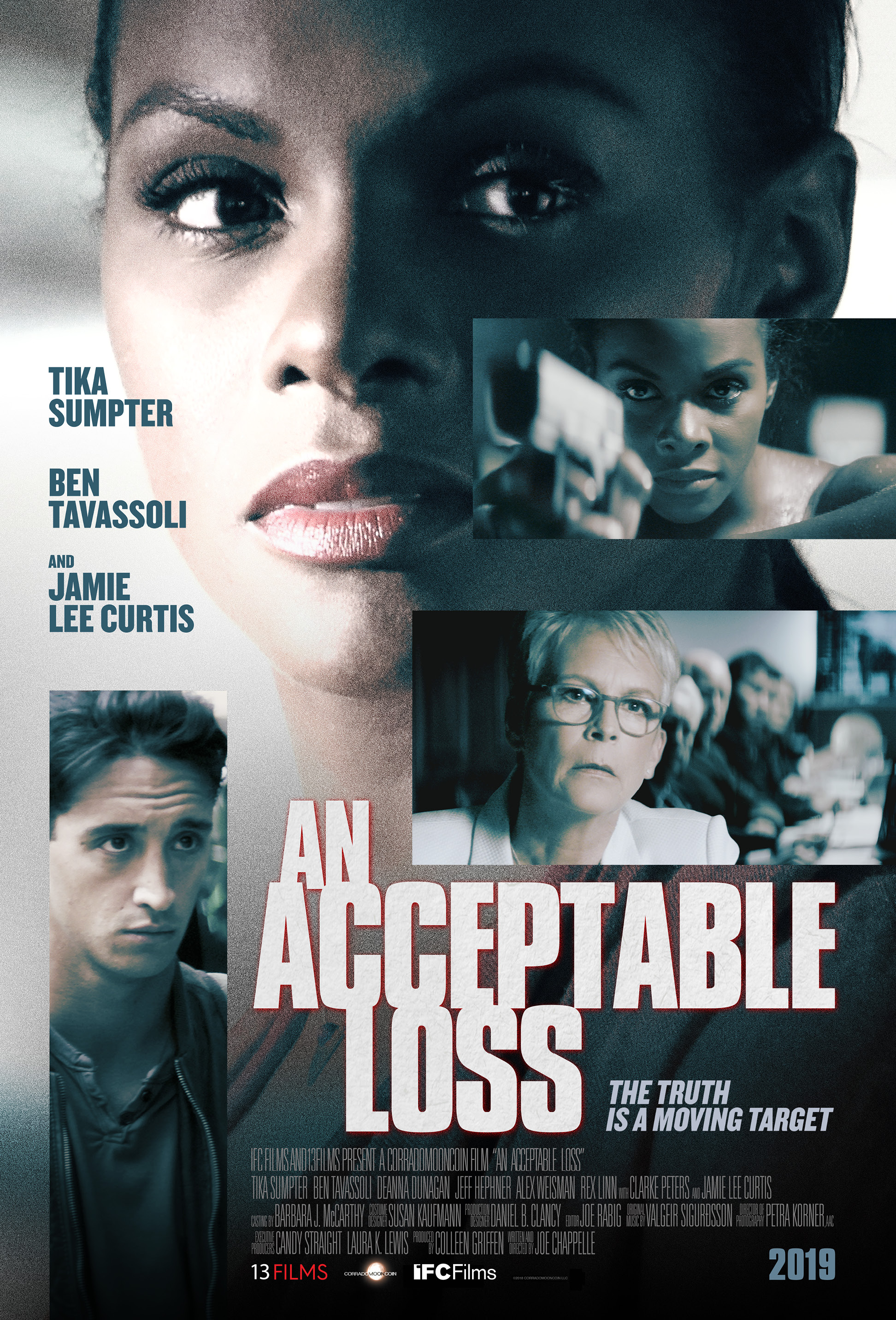 An Acceptable Loss (2018) - IMDb