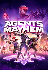 Primary photo for Agents of Mayhem