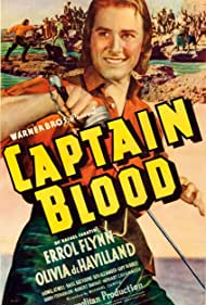 Captain Blood (1935) Poster - Movie Forum, Cast, Reviews