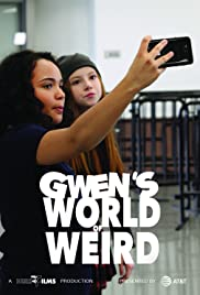 Gwen's World of Weird Poster