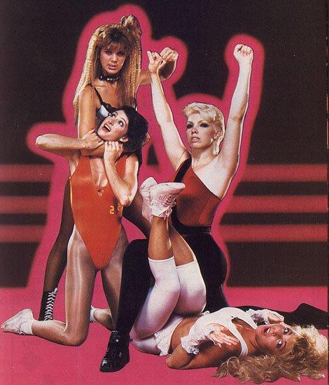 GLOW: Gorgeous Ladies of Wrestling (1986-1989)