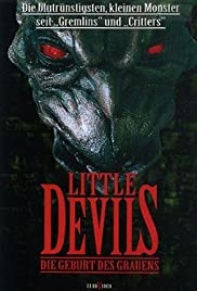 Little Devils: The Birth Poster