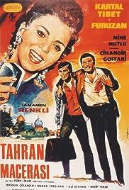 Tahran macerasi Poster