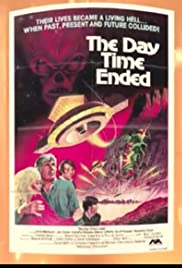The Day Time Ended Poster