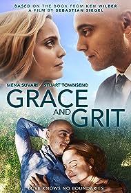 Mariel Hemingway, Mena Suvari, Frances Fisher, Stuart Townsend, and Sebastian Siegel in Grace and Grit (2021)