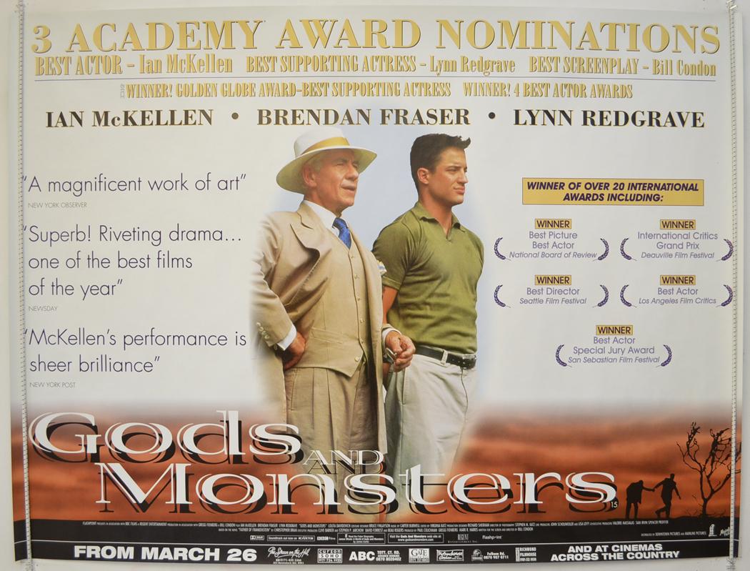Gods and Monsters (1998) - Photo Gallery - IMDb
