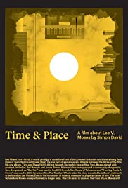Time and Place Poster