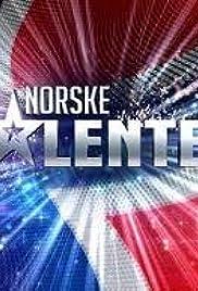 Norske Talenter Poster