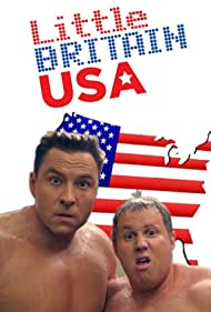Matt Lucas and David Walliams in Little Britain USA (2008)