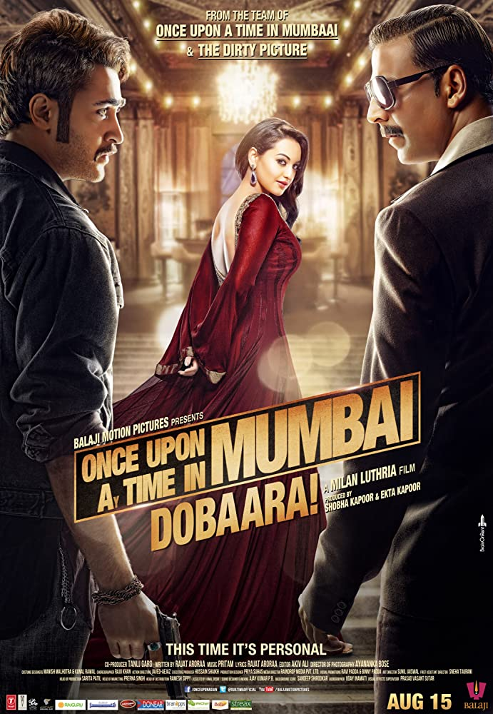 Once Upon a Time in Mumbai Dobaara! (2013) Hindi Movie 400MB HDRip