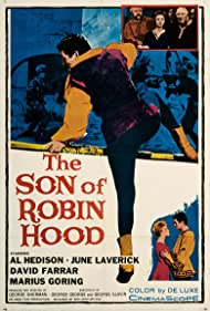 Son of Robin Hood Poster - Movie Forum, Cast, Reviews