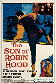 Son of Robin Hood (1958) Poster - Movie Forum, Cast, Reviews