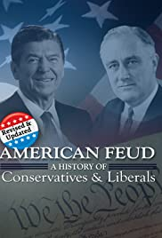 American Feud: A History of Conservatives and Liberals Poster