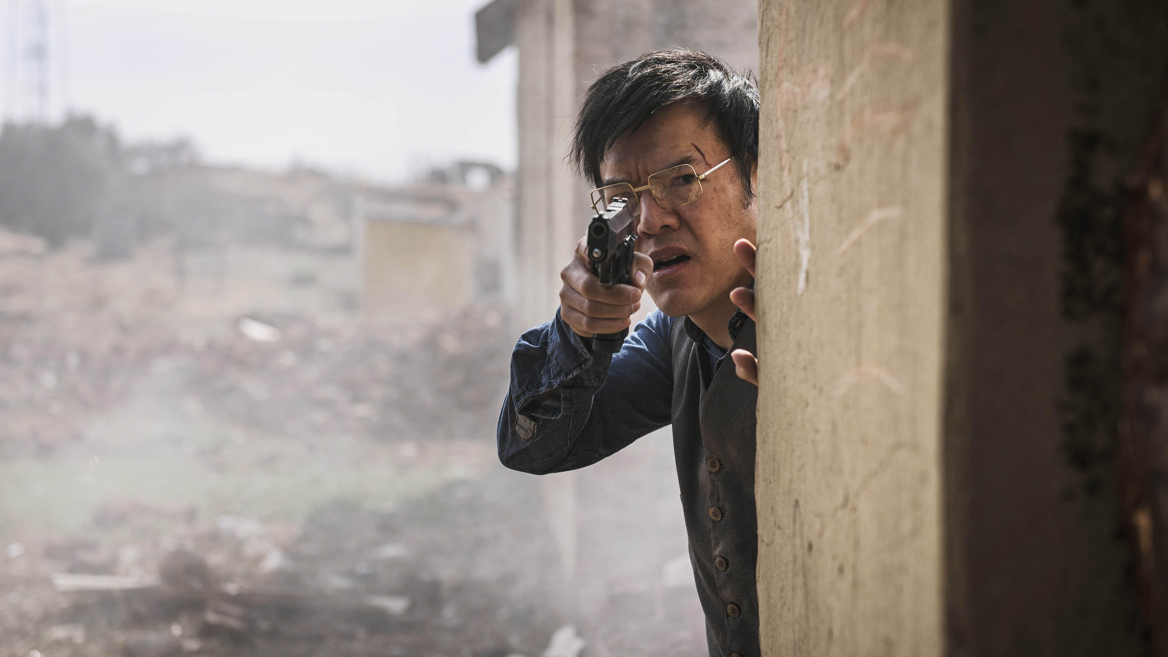 Kenneth Fok in Five Fingers for Marseilles (2017)