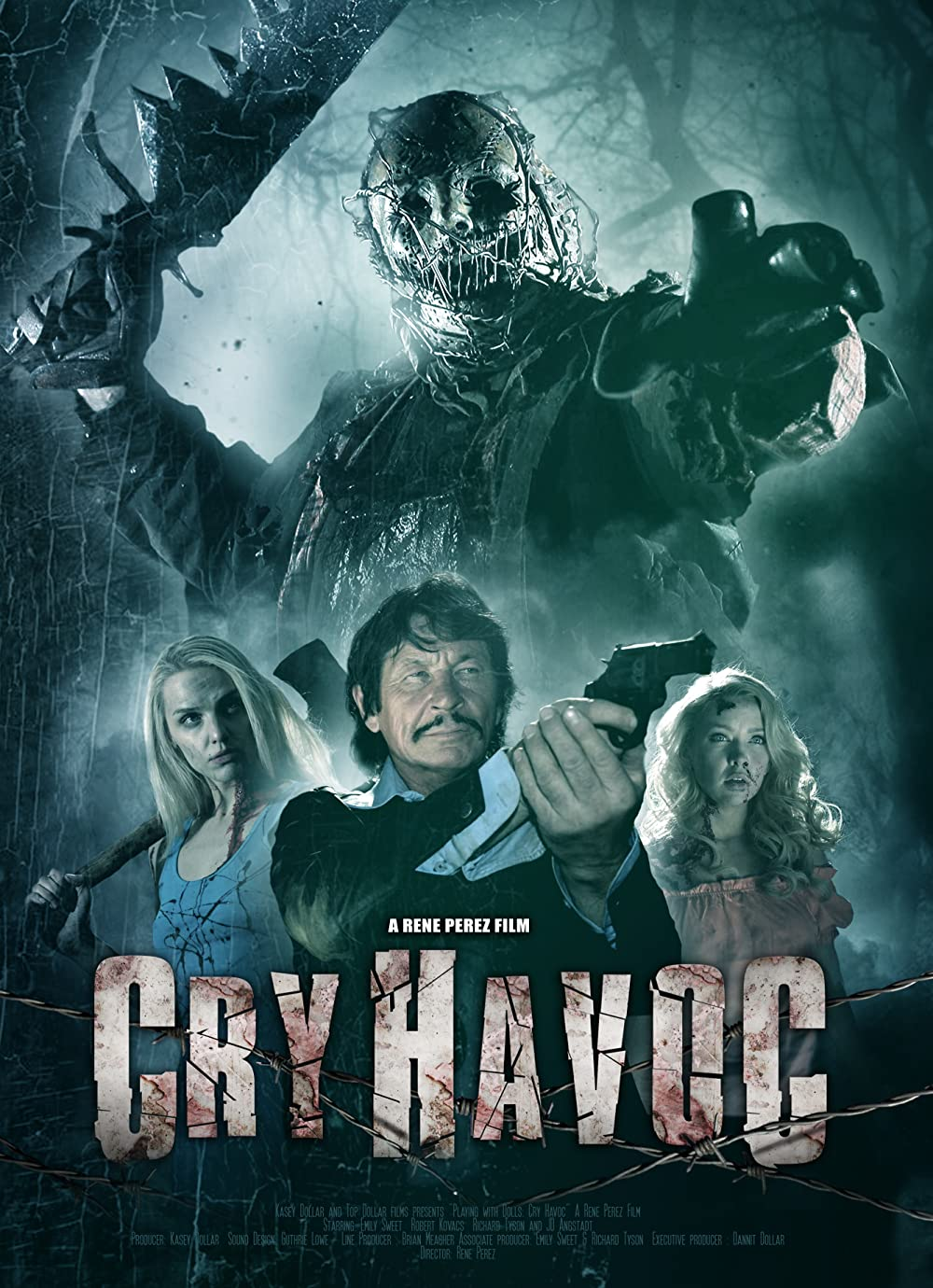 Cry Havoc 2020 Hindi ORG Dual Audio 300MB HDRip ESubs Download