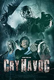 Karin Brauns, Emily Sweet, Robert Bronzi, and J.D. Angstadt in Cry Havoc (2020)