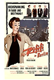 Rififi in Berlin Poster