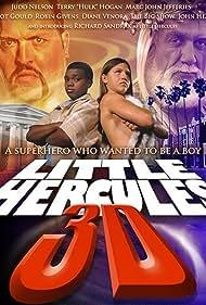 Hulk Hogan, Marc John Jefferies, Paul Wight, and Richard Sandrak in Little Hercules in 3-D (2009)