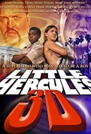Little Hercules in 3-D Poster