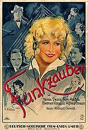 Funkzauber Poster