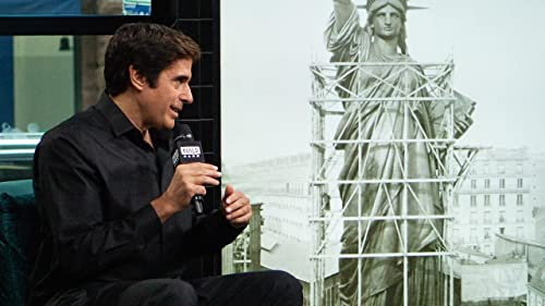 BUILD:David Asked Ronald Reagan If He Could Make the Statue of Liberty Disappear