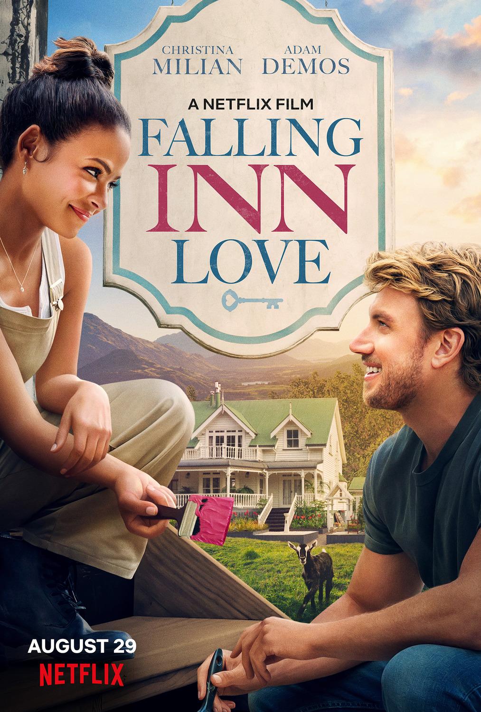 Įsimylėjėliai kaime (2019) / Falling Inn Love (2019)
