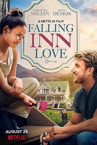 Falling Inn Love (2019) 720p NF WEB-DL [Hindi – English] Dual Audio x264 AAC
