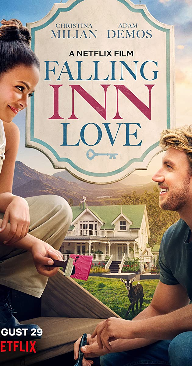 Subtitle of Falling Inn Love