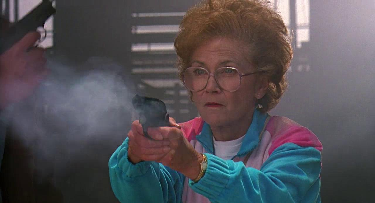 Estelle Getty in Stop! Or My Mom Will Shoot (1992)