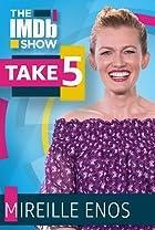 S3.E35 - Take 5 With Mireille Enos