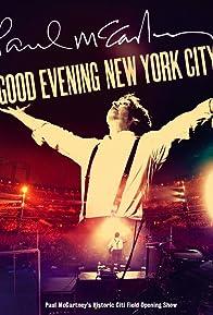 Primary photo for Paul McCartney: Good Evening New York City