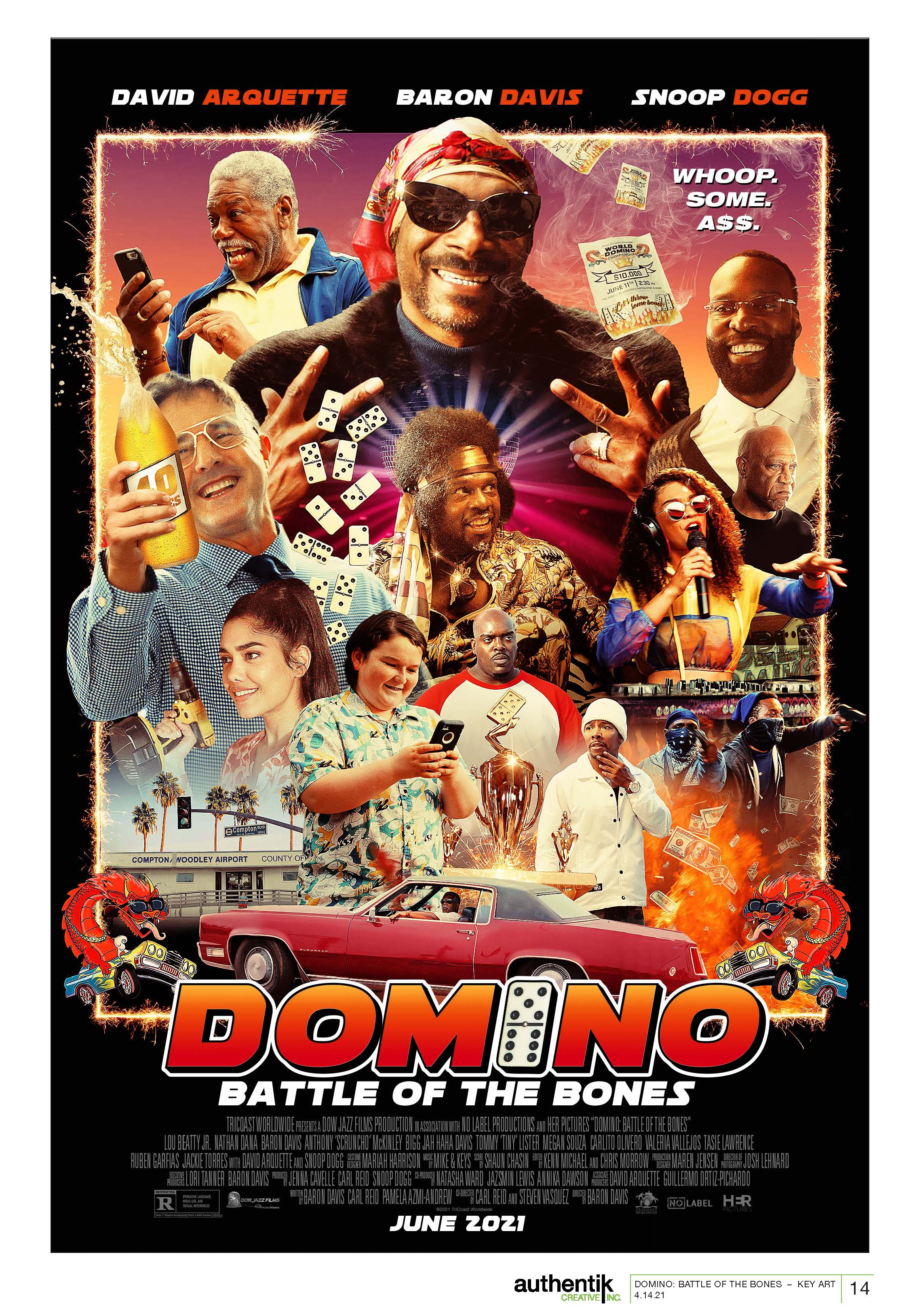 watch Domino: Battle of the Bones on soap2day