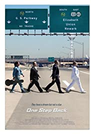 One Step Back Poster