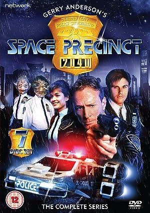 Where to stream Space Precinct