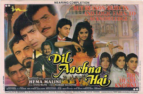 Dil Aashna Hai (...The Heart Knows) (1992)