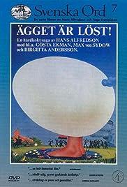 Ägget är löst! En hårdkokt saga Poster