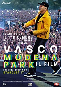Mobile 3gp movie downloads Vasco Modena Park: Il Film [1020p]