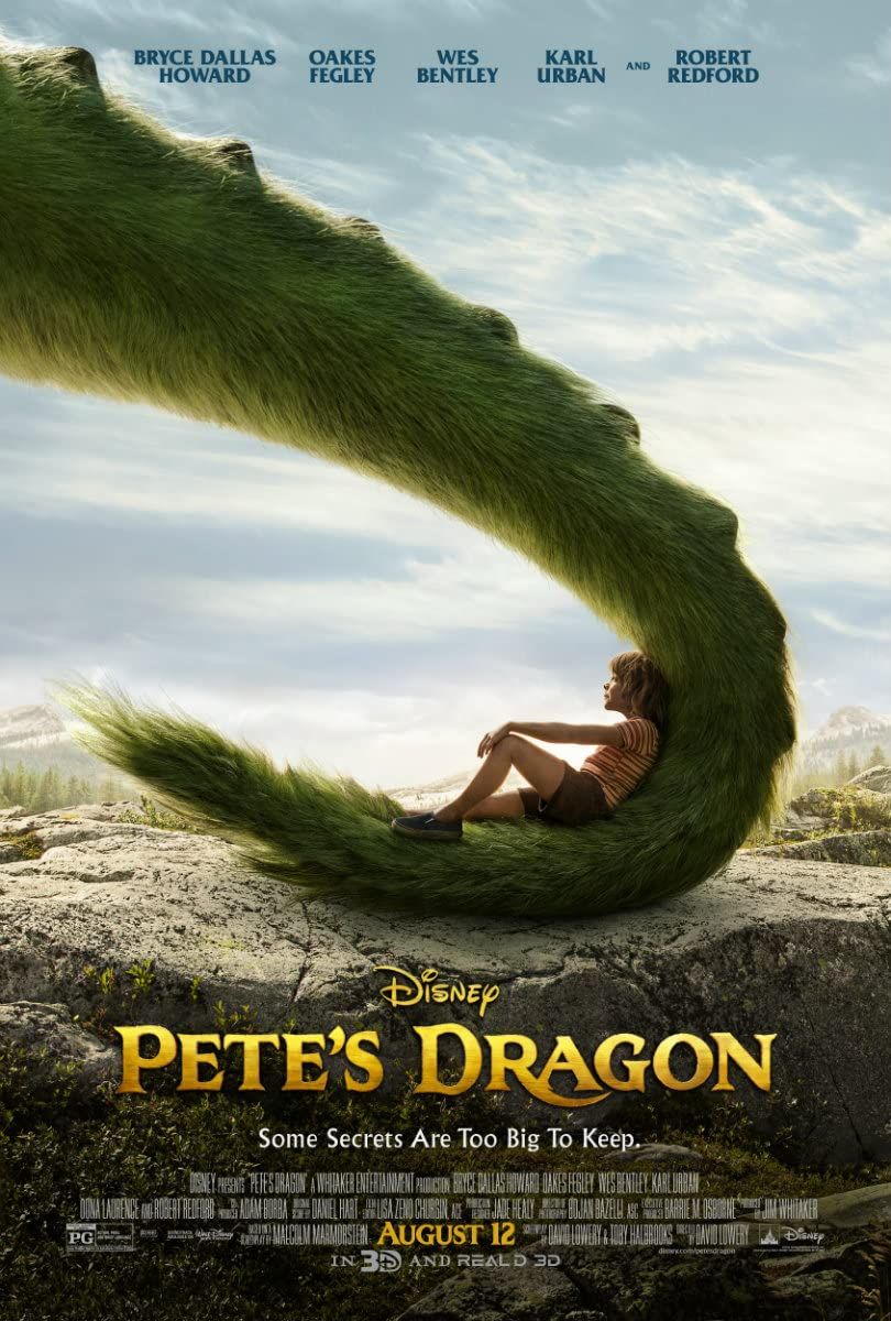 Pete's Dragon (2016) Hindi Dubbed