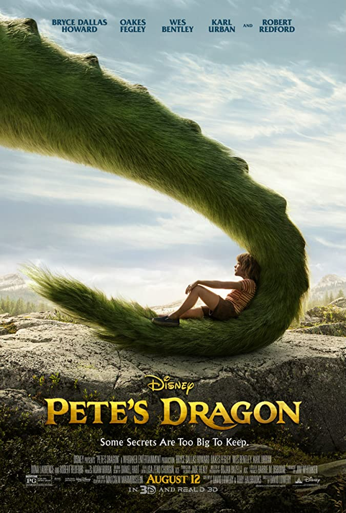 Pete's Dragon (2016) Hindi Dubbed