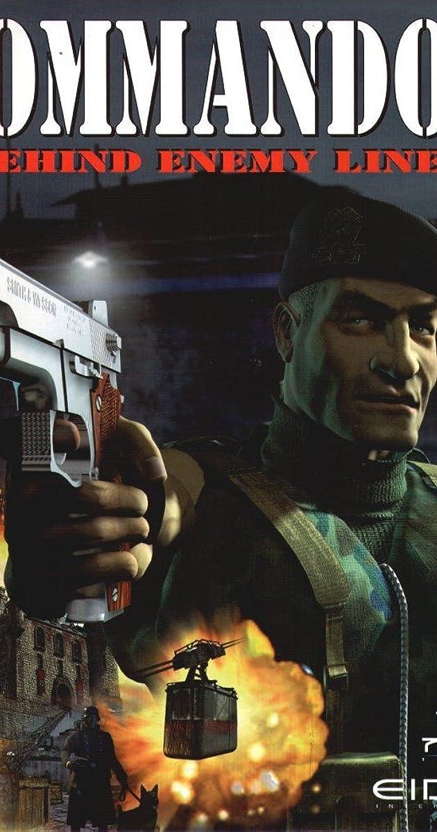 Commandos: Behind Enemy Lines (Video Game 1998) - IMDb