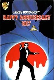 Happy Anniversary 007: 25 Years of James Bond Poster