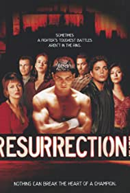 Elizabeth Peña, Michael DeLorenzo, Nicholas Gonzalez, Marisol Nichols, and Tony Plana in Resurrection Blvd. (2000)