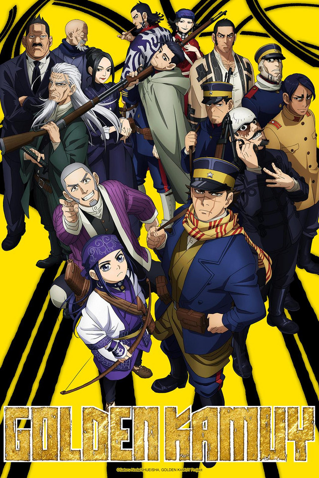 Golden Kamuy (TV Series 2018– ) - IMDb