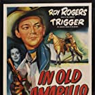 Roy Rogers, Penny Edwards, and Trigger in In Old Amarillo (1951)