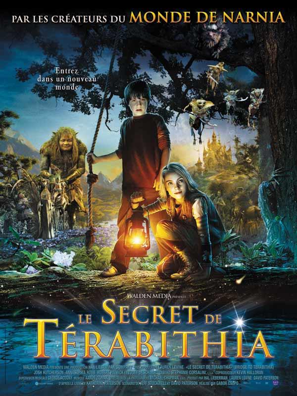 Bridge to Terabithia (2007) - Photo Gallery - IMDb