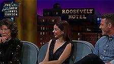 Lily Tomlin/Luke Evans/Sarah Hyland/Sam Smith