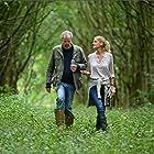 Jeremy Clarkson and Lisa Hogan in Clarkson's Farm (2021)