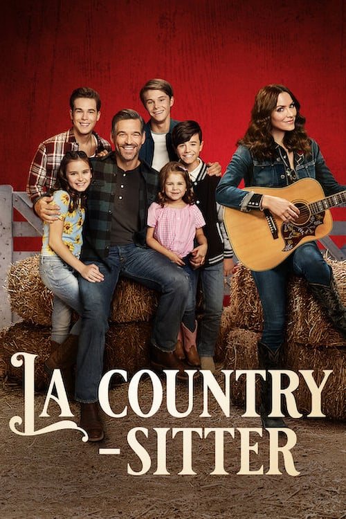 Eddie Cibrian and Katharine McPhee in Country Comfort (2021)
