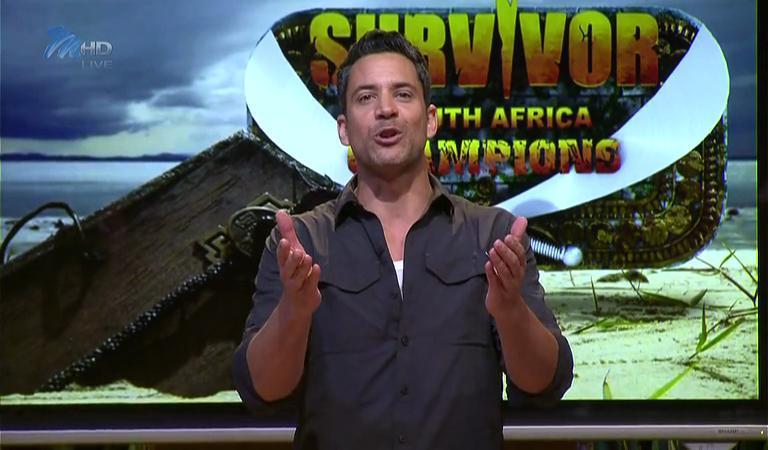 Nico Panagio in Survivor South Africa (2006)